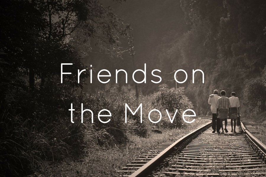 Friends on the Move
