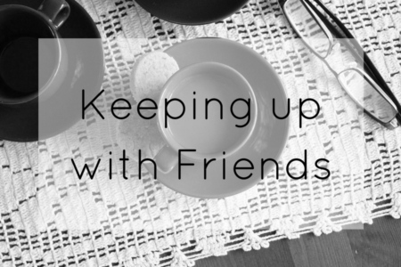 Keeping up with Friends
