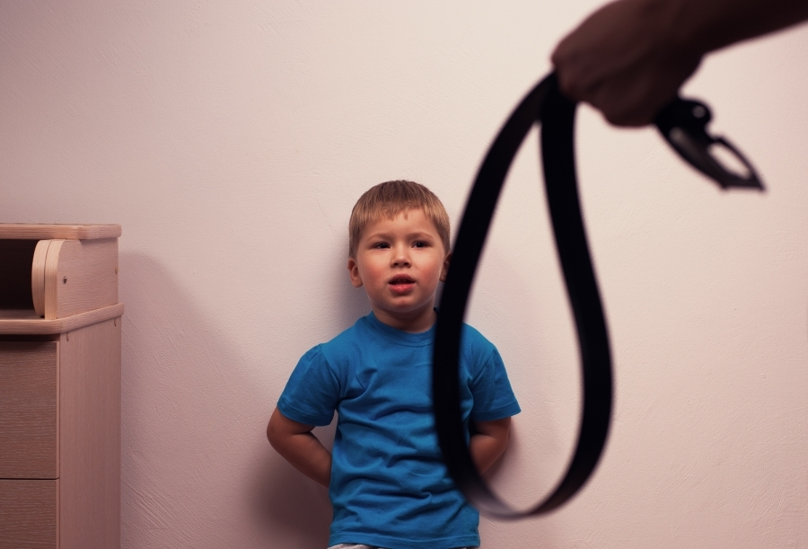 Physical punishment of children and youth