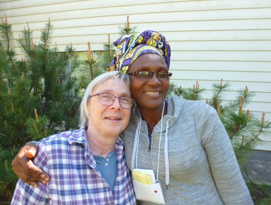 Friends Women's Association works at the grassroots for peace in Burundi