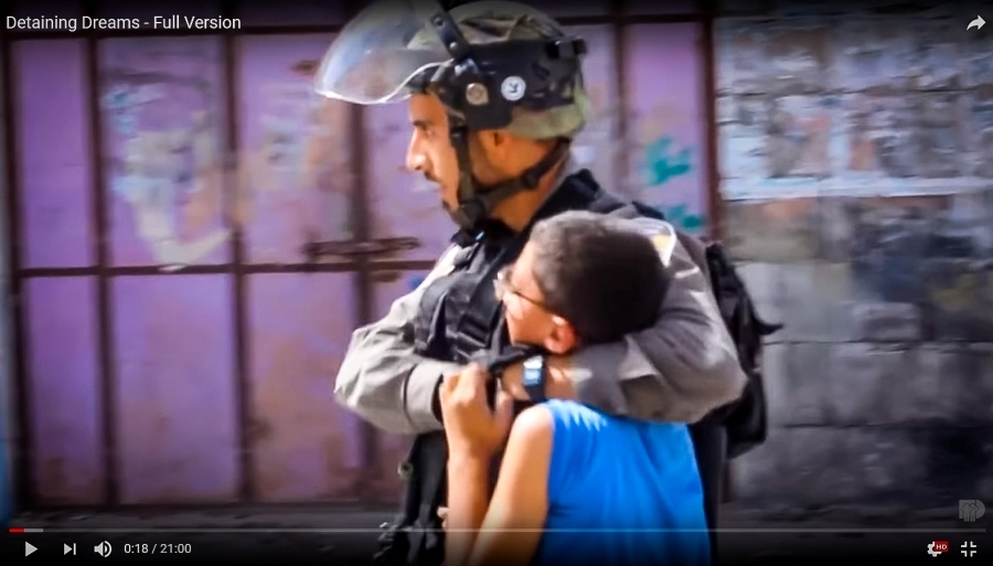 Detaining Dreams - No Way to Treat a Child