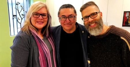 Advancing Indigenous rights work together