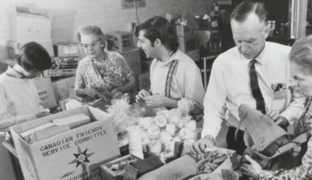 90 years of service - CFSC sends medical supplies to all sides impacted by the Vietnam war